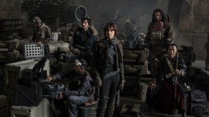 'Rogue One' vuelve al rodaje
