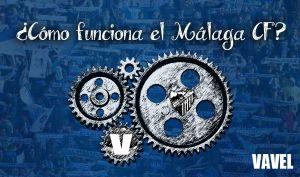 ¿Cómo funciona el Málaga CF?