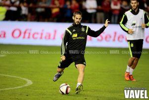Isco abandona la concentración de la selección española