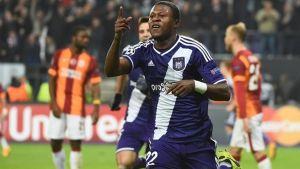 El Anderlecht ya es tercero a costa de un pobre Galatasaray