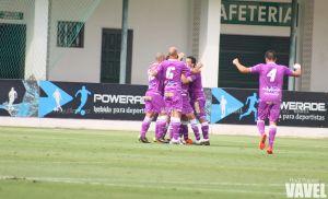 El Real Jaén consigue la primera victoria fuera de casa ante un flojo Betis B