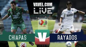 Resultado Jaguares Chiapas vs Rayados Monterrey en Liga MX 2015 (2-2)