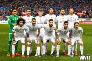 Atlético de Madrid - Real Madrid: puntuaciones del Real Madrid, jornada 7 de la Liga BBVA