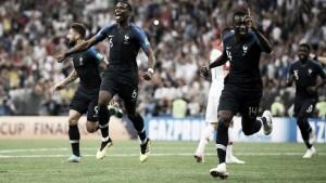 Allez les bleus! França bate Croácia em jogo eletrizante e fatura bicampeonato da Copa do Mundo
