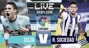 Resumen Celta de Vigo 2-2 Real Sociedad en La Liga 2017