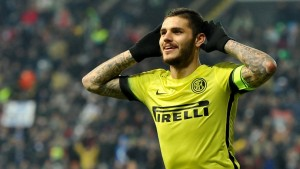L'Inter cala il Poker: 0-4 all'Udinese con doppietta di Icardi