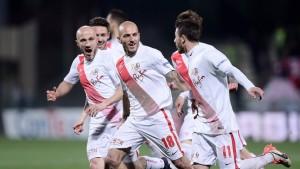 Salernitana - Bari 3-4: gol e spettacolo all'Arechi