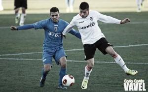 José Peris nuevo jugador del Villarreal B