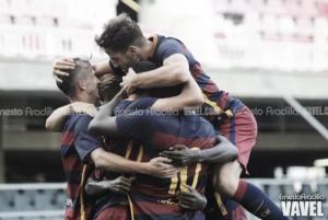 Meritorio empate del FC Barcelona B