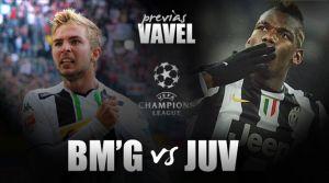 Borussia Mönchengladbach - Juventus: ganar, la única opción para los alemanes