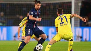 Cavani risponde a Ivanovic, il Chelsea esce indenne da Parigi