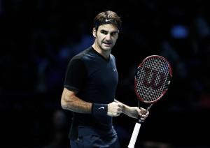 Federer no da lugar a sorpresas