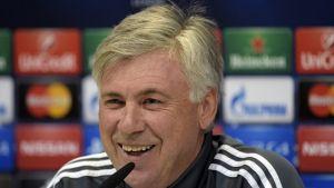 """Champions League, Real Madrid - Schalke: Ancelotti """"Manca velocità"""", Di Matteo """"Per noi sarà difficile"""""""