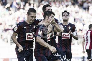 Las Palmas - Eibar, duelo inédito en Primera