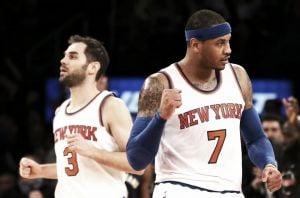 Resumen NBA: exhibición de Harden y victoria de los Knicks