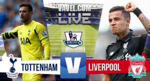 Resultado Tottenham vs Liverpool en la Premier League 2015 (0-0)