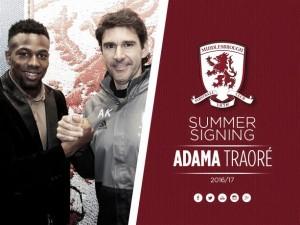 Adama Traoré ficha por el Middlesbrough