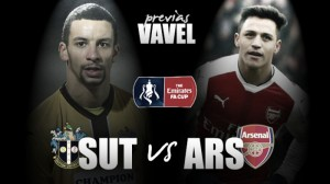 Sutton United - Arsenal: quedarse mal o ir a peor