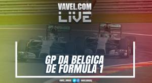 Grande Prêmio da Bélgica de F1 ao vivo online