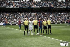 Real Madrid - Levante, puntuaciones del Real Madrid, jornada 8 de Liga BBVA