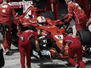 F1, Ferrari - Vettel: il cambio sembra salvo