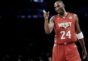 Kobe Bryant, primer jugador en alcanzar los 30 millones de votos
