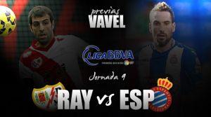Rayo Vallecano - RCD Espanyol: misión imposible no encajar goles