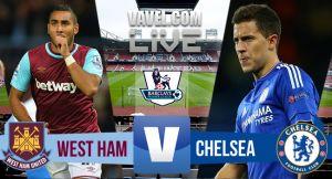 Resultado West Ham - Chelsea en Premier 2015 (2-1): peor inicio de temporada en 20 años