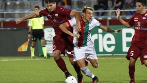 Serie B, Petkovic riprende la Ternana all'ultimo respiro: 2-2 al Provinciale