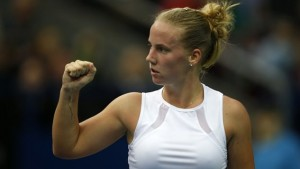 Fed Cup: Russia vs Netherlands Day One Recap