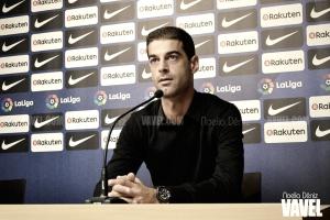 """Gerard López: """"Nos espera una semana dura con tres partidos"""""""
