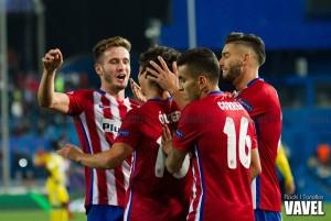 El Atlético busca ampliar su racha