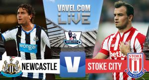 Resultado Newcastle United vs Stoke City en la Liga Premier (0-0)