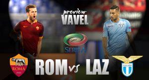 Resultado Roma - Lazio en Serie A (2-0)