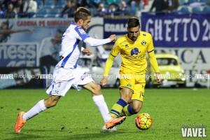 Resultado Osasuna - Alcorcón en la Liga Adelante 2015 (1-2): Óscar Plano coloca al Alcorcón en puestos de Play Offs