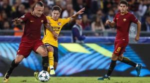 Roma, un punto...di partenza per fare bene in Champions