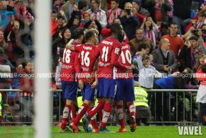 Atlético de Madrid - Sporting de Gijón: puntuaciones del Atlético, jornada 11