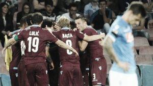 Nápoles - Lazio: los partenopeos buscan vendetta