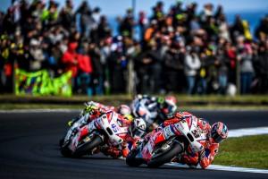 """MotoGP, Pramac Racing - Petrucci punta alla rivalsa, Redding attacca: """"Non potevo far passare Dovi"""""""
