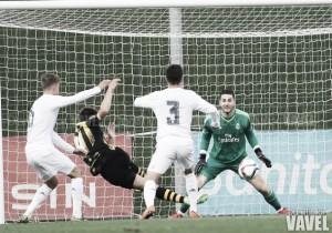 En vivo: Real Madrid Castilla vs Gernika online en Segunda B 2016 (3-0)