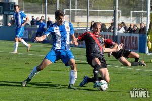 L'Hospitalet - Espanyol B: seguir sumando