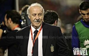 Del Bosque confirma que dejará el cargo de seleccionador tras la Eurocopa