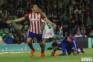 El Atlético echa somníferos y duerme al Betis