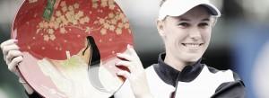 Wozniacki é campeã em Tóquio e encerra tabu de vices no ano; Bia Haddad perde na final em Seoul