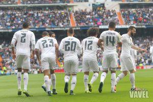 Real Madrid - Las Palmas, puntuaciones del Real Madrid, jornada 10 Liga BBVA