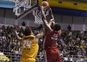 Legabasket, una splendida Torino batte Milano