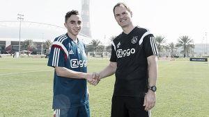Abdelhak Nouri renueva con el Ajax hasta 2018