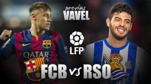 Barcelona - Real Sociedad: Eusebio vuelve a casa