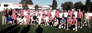 La directiva del Atlético de San Luis venció a la prensa en amistoso