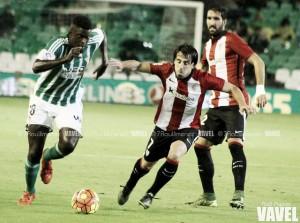 Decantando la balanza: Athletic Club - Real Betis, protagonismo futbolístico